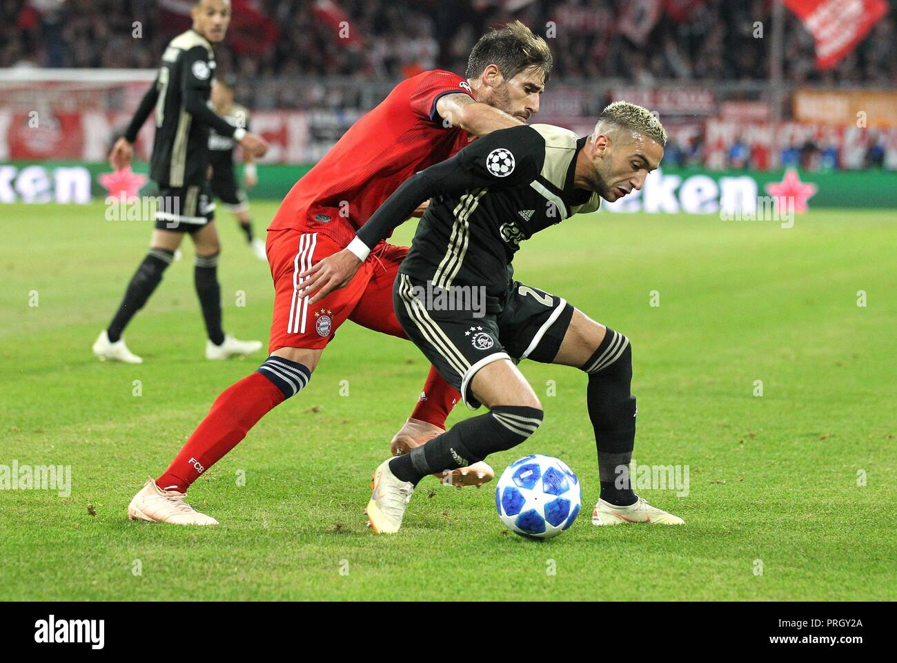 c8c01d17b Ziyech Ajax Stock Photos   Ziyech Ajax Stock Images - Alamy