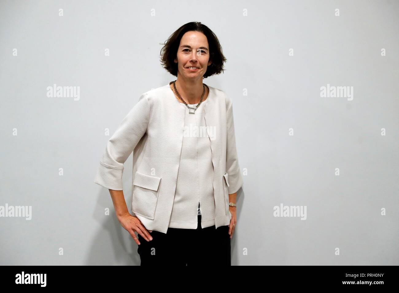Current Year Stock Photos Images Alamy Blouse Rahmat Flower Madrid Spain 03rd Oct 2018 Mission Chief For At International Monetary