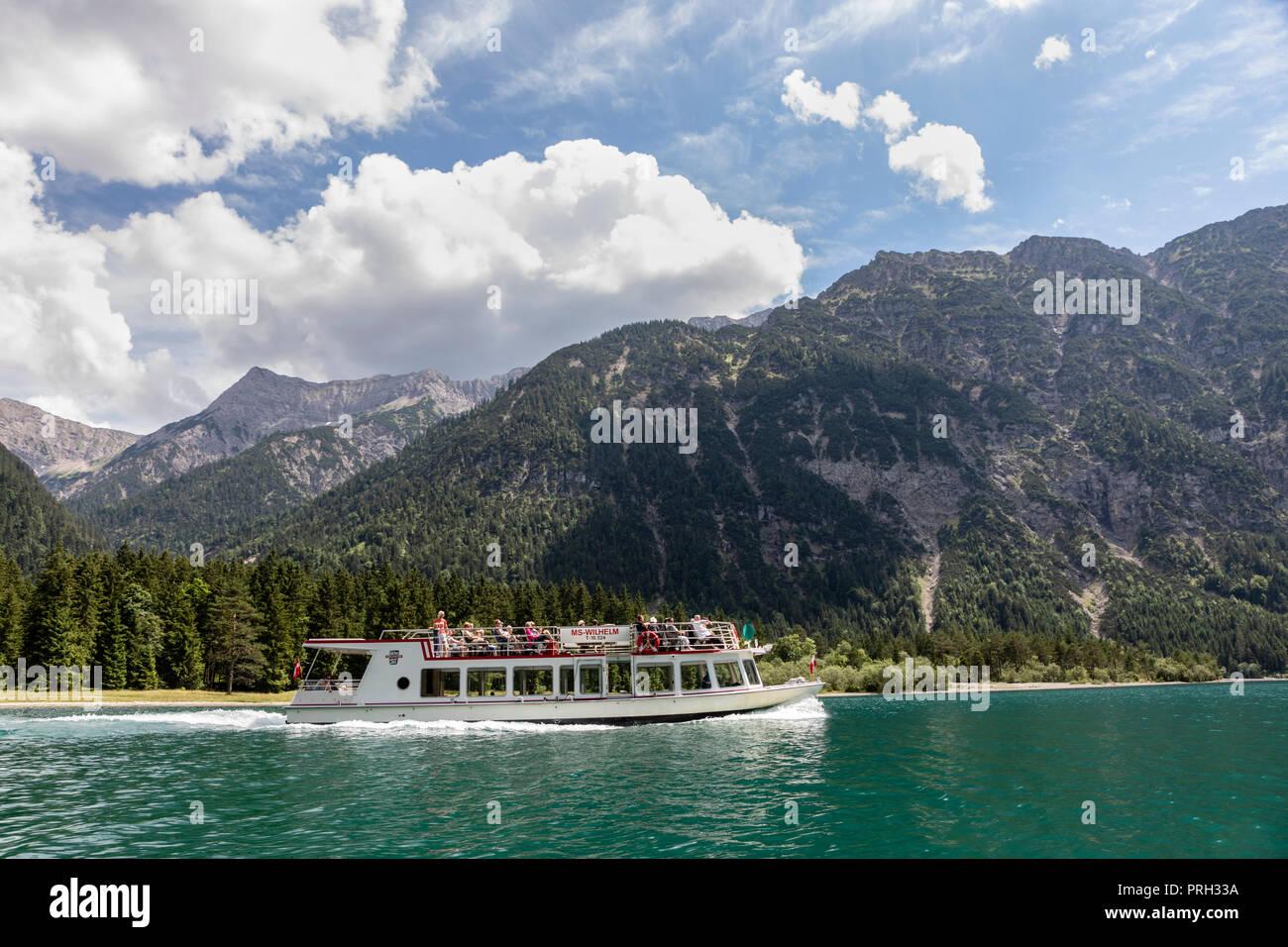 Heiterwanger See, Tyrol, Austria - Stock Image