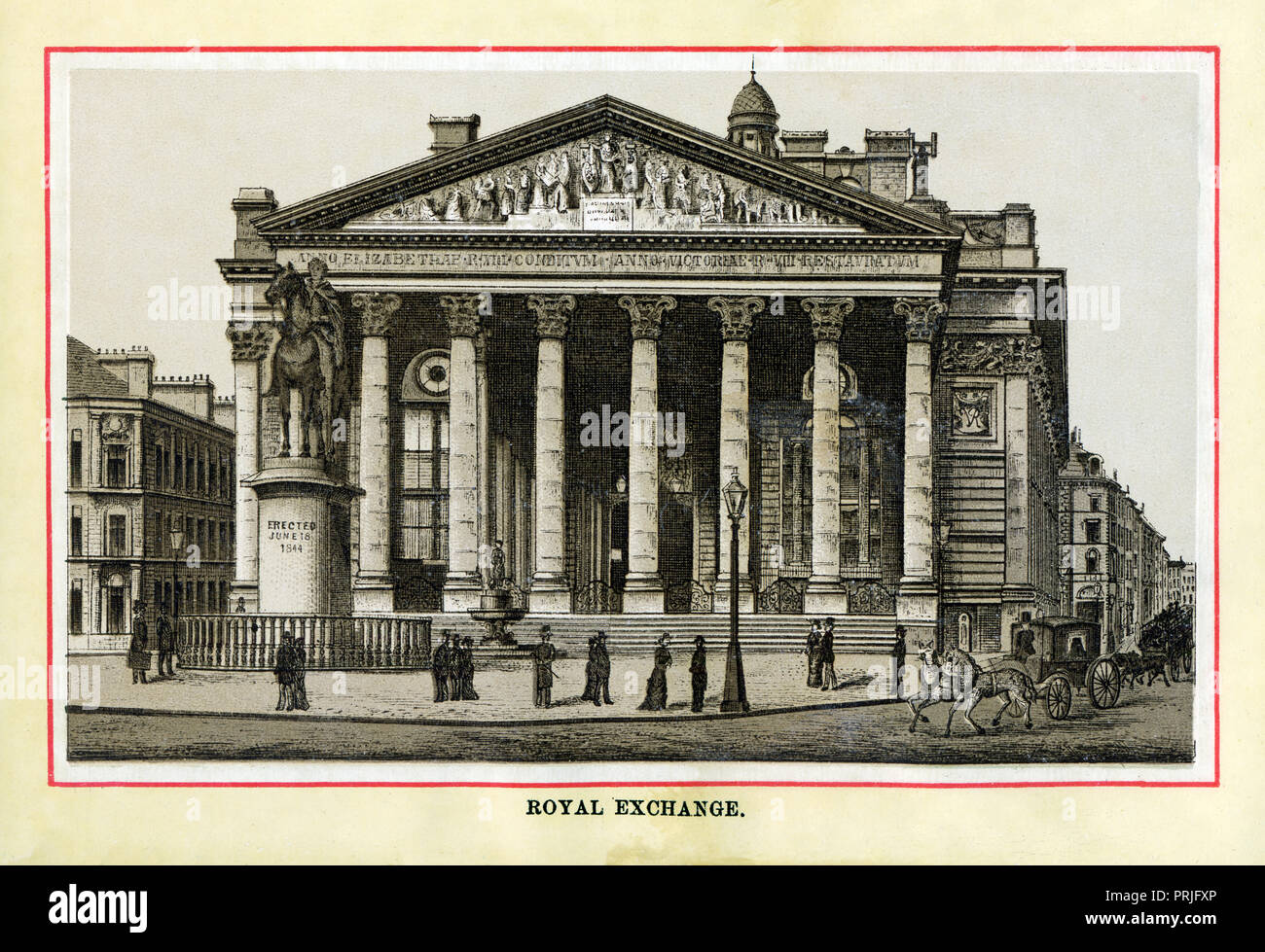 1844 Engraving Stock Photos & 1844 Engraving Stock Images