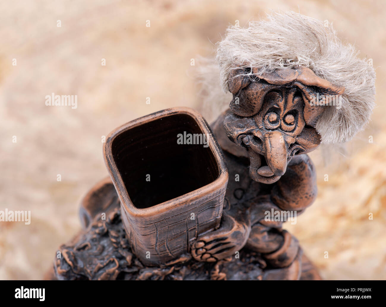 Demon Sitting Stock Photos & Demon Sitting Stock Images - Alamy