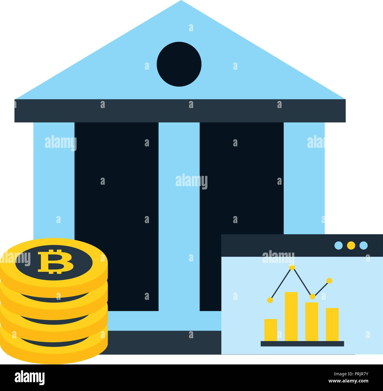 business bank bitcoin cryptocurrency statistics web report