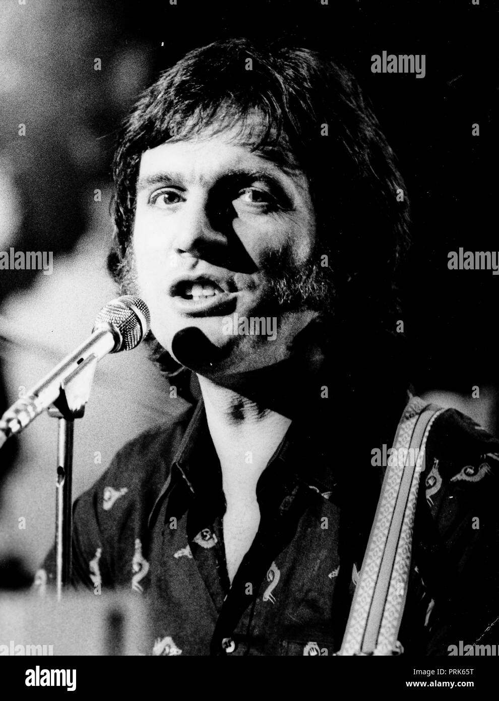 ralph mctell, 1975 - Stock Image