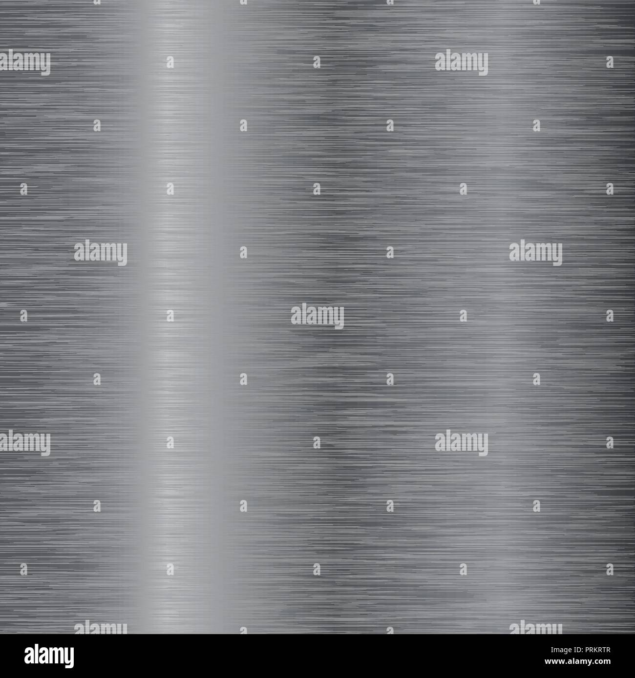 Metal scratched texture - Stock Image