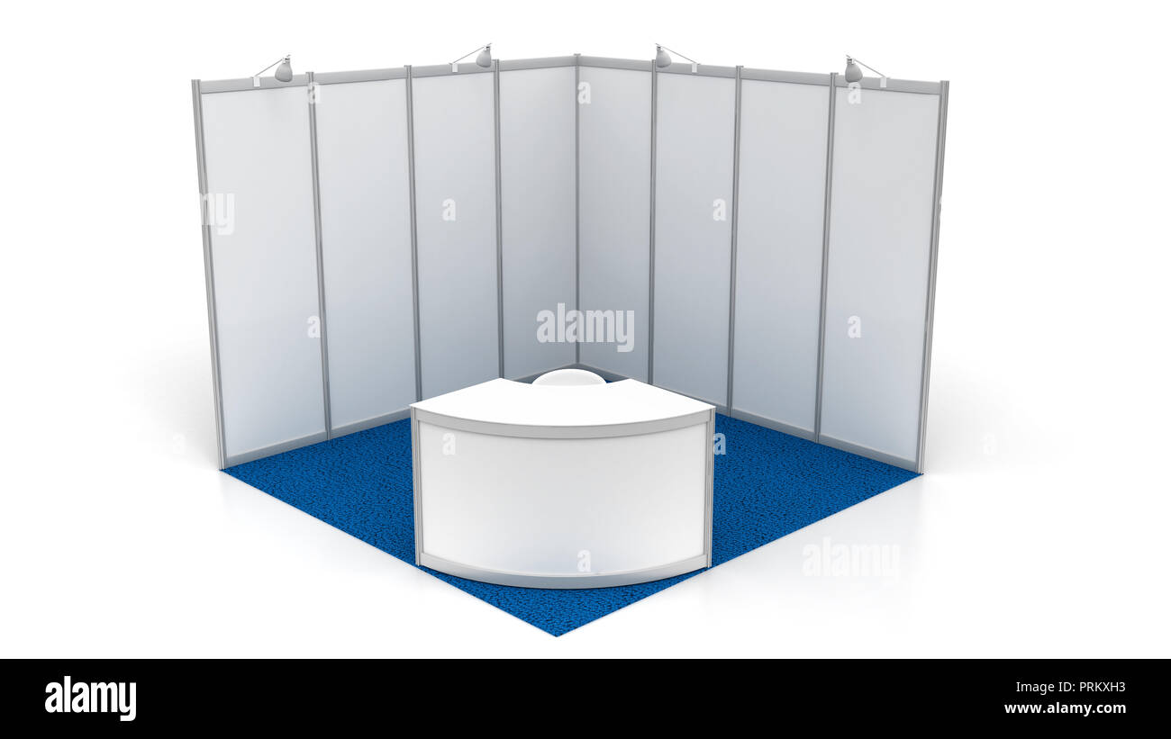 Exhibition Shell Scheme : Exhibition stand shell scheme stock photo alamy