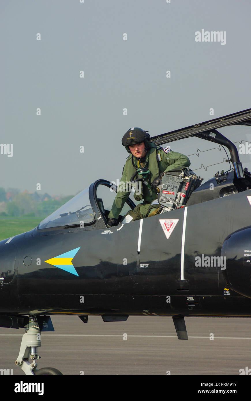 Pilot Cockpit Climbing Stock Photos & Pilot Cockpit Climbing