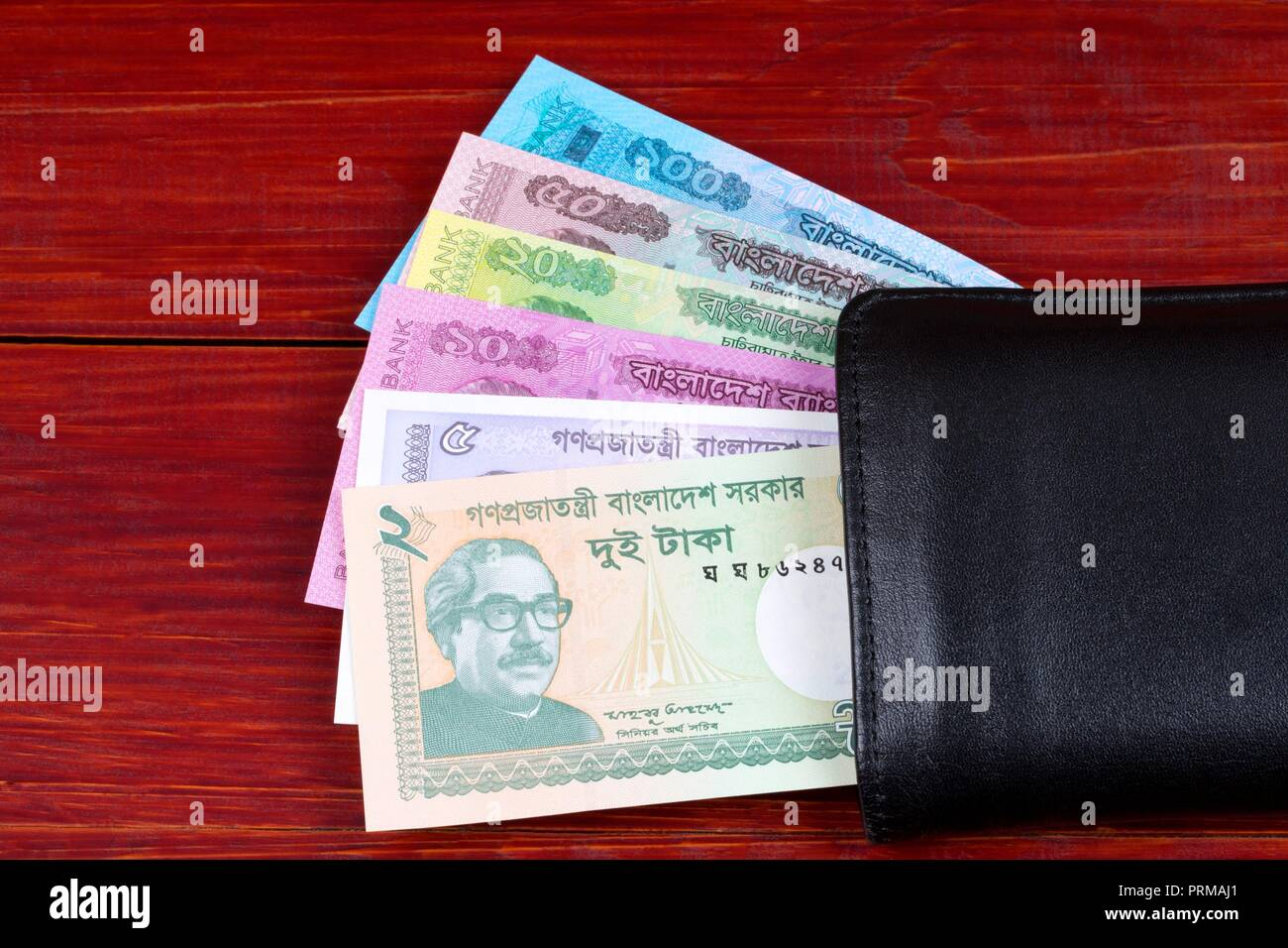 Currency of Bangladesh. History of the origin of the name. Appearance of banknotes and coins