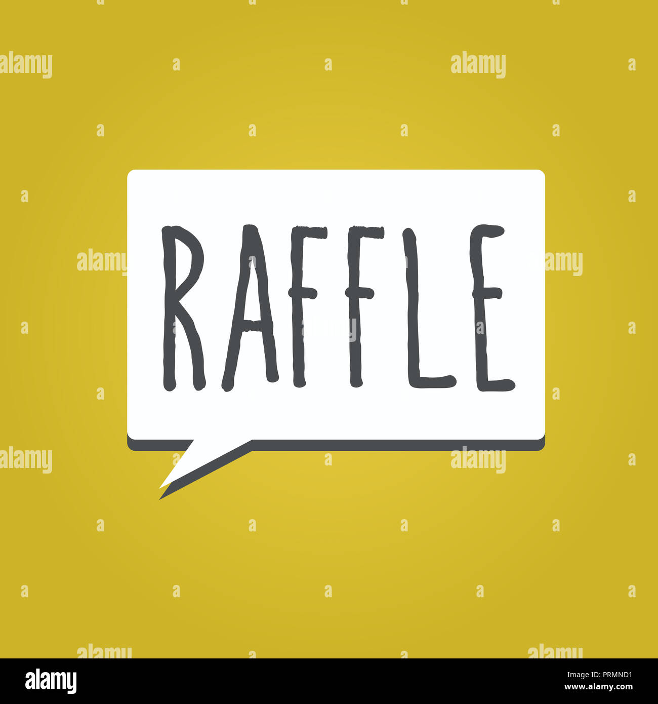handwriting text writing raffle concept meaning means of raising
