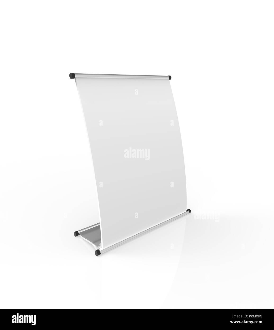 Curved Counter Top Sign Holders And Poster Displays Tablet Tent Talkers Promotional Menu Cards White Blank Empty For Mock Up Design Templates