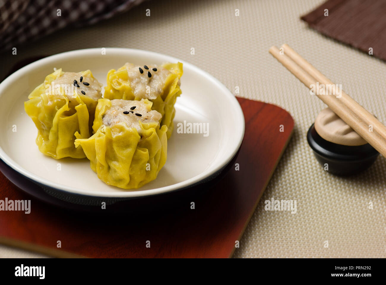 Food Dim Sum Stock Photo