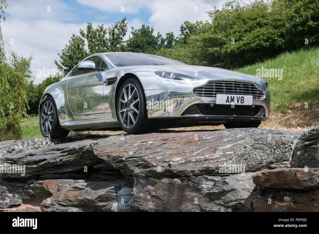 Aston Martin Stock >> Aston Martin Stock Photo 221144966 Alamy