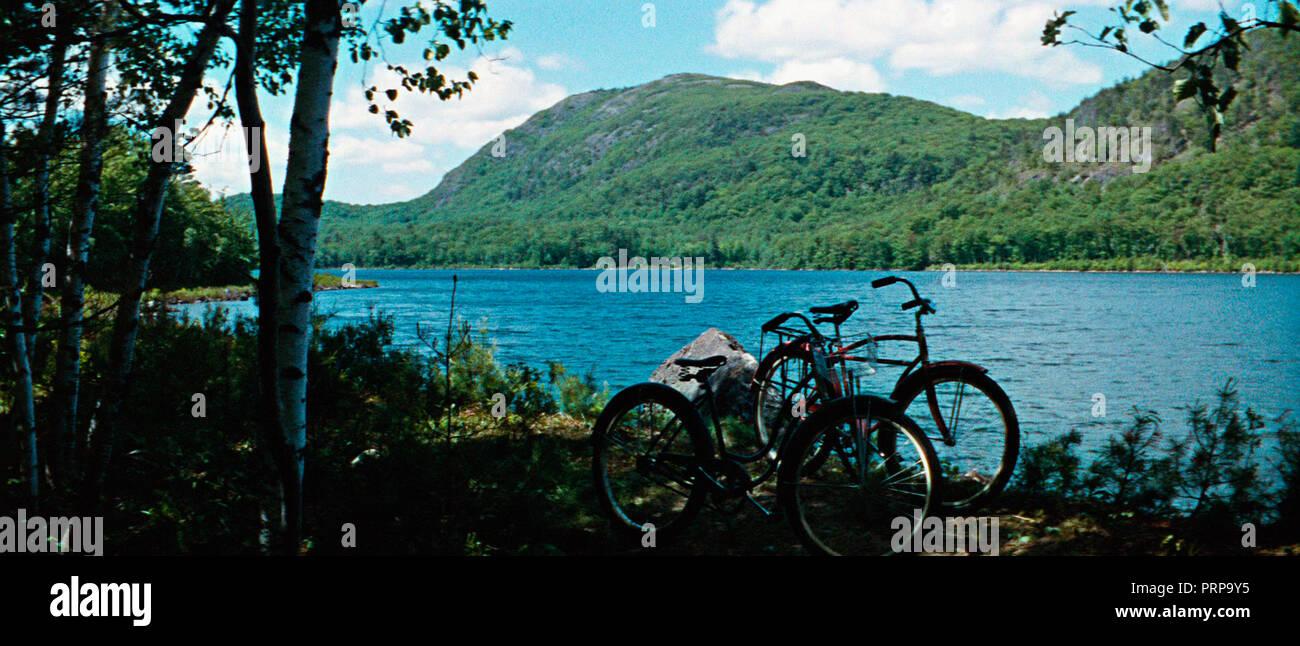 Prod DB © 20th Century Fox / DR LES PLAISIRS DE L'ENFER (PEYTON PLACE) de Mark Robson 1957 USA paysage; landscape d'apres le roman de Grace Metalious - Stock Image