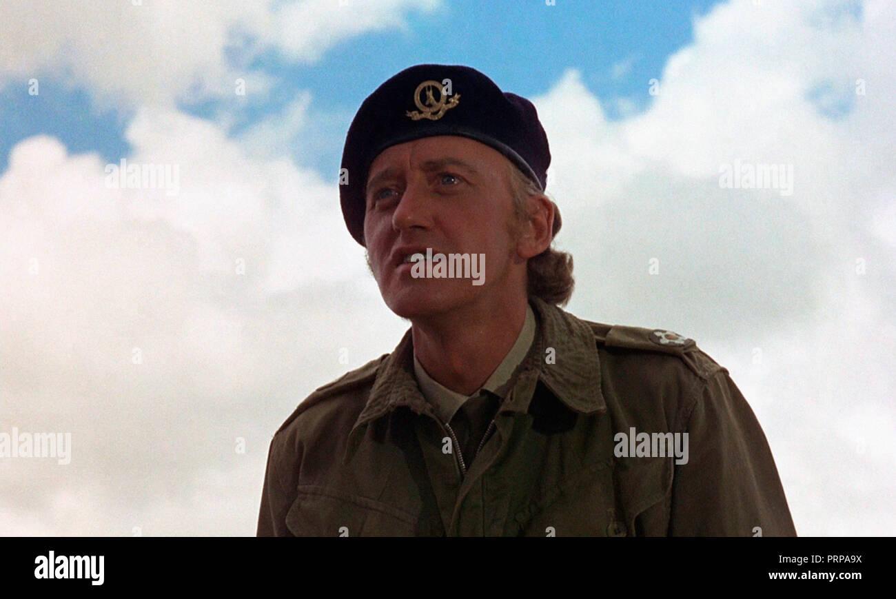 Prod DB © Optimus / DR LE VENT DE LA VIOLENCE (THE WILBY CONSPIRACY) de Ralph Nelson 1975 GB avec Nicol Williamson militaire; beret; soldier;  d'apres - Stock Image