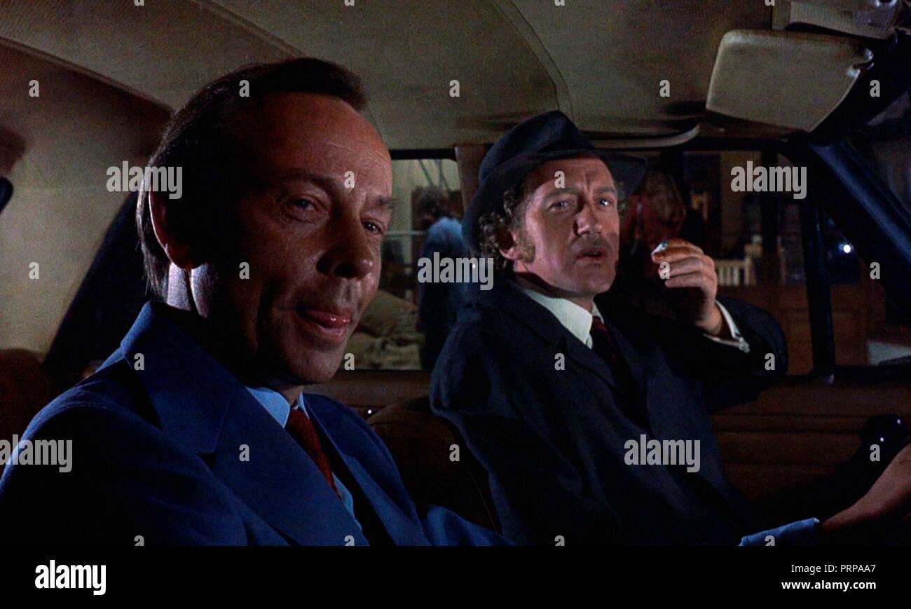Prod DB © Optimus / DR LE VENT DE LA VIOLENCE (THE WILBY CONSPIRACY) de Ralph Nelson 1975 GB avec Rijk de Gooyer (as Ryk De Gooyer) et Nicol Williamso - Stock Image
