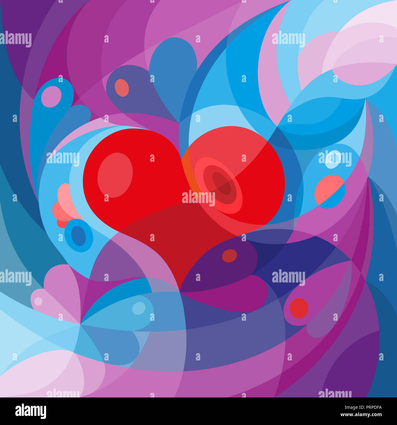 Valentines Day Card Abstract Web Design Wallpaper Background Love