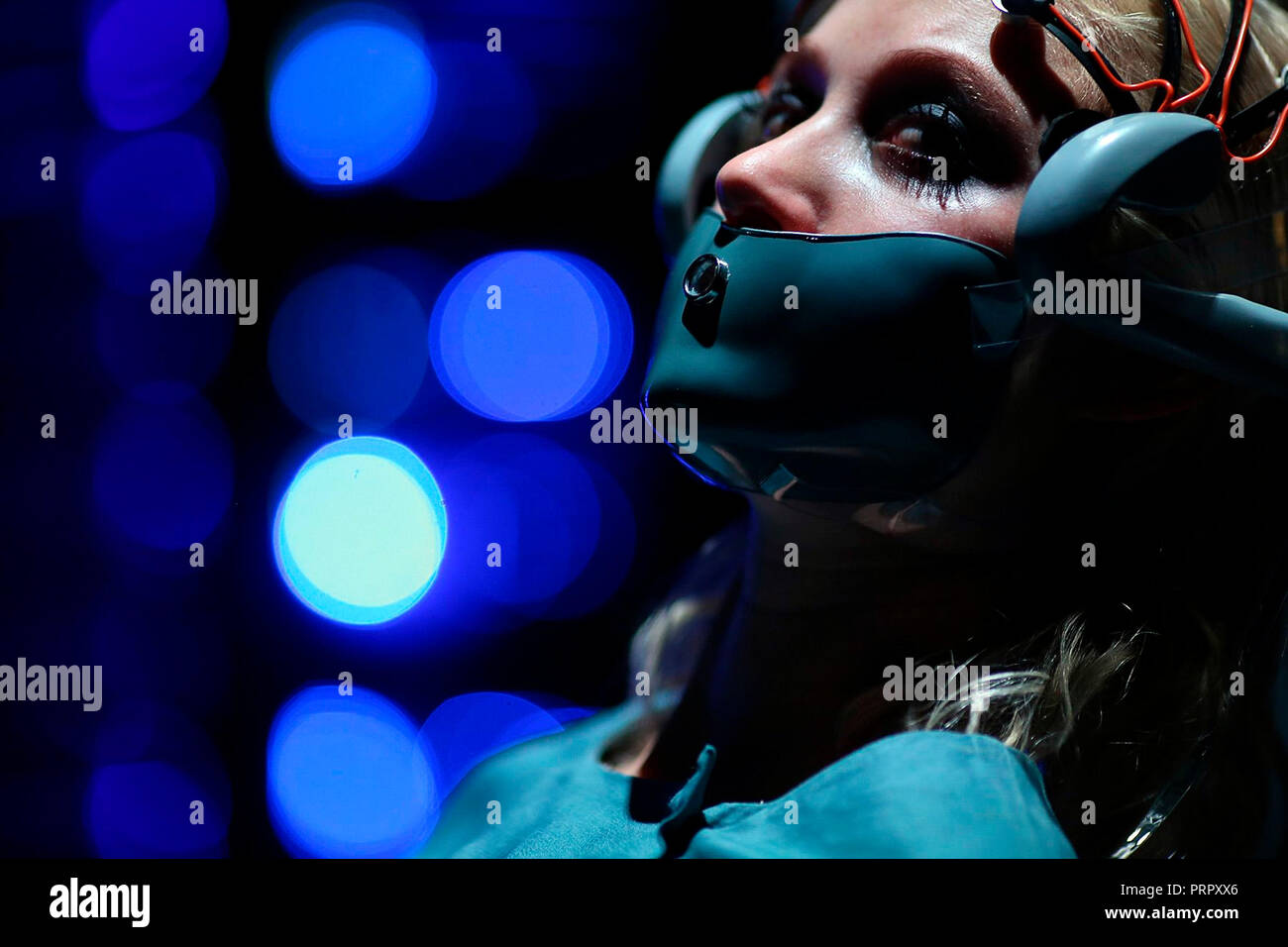 Prod DB © Sanja Bucko - Netflix - Addictive Pictures - Kaos Theory Entertainment - Phantom 4 Films - Rhea Films - Waypoint Entertainment / DR TAU de F - Stock Image