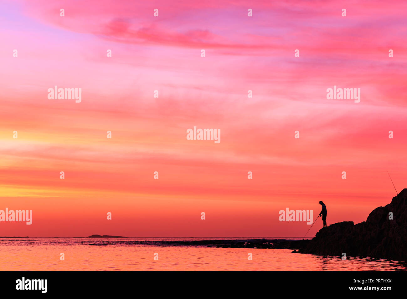 Gracetown Fisherman II - Stock Image