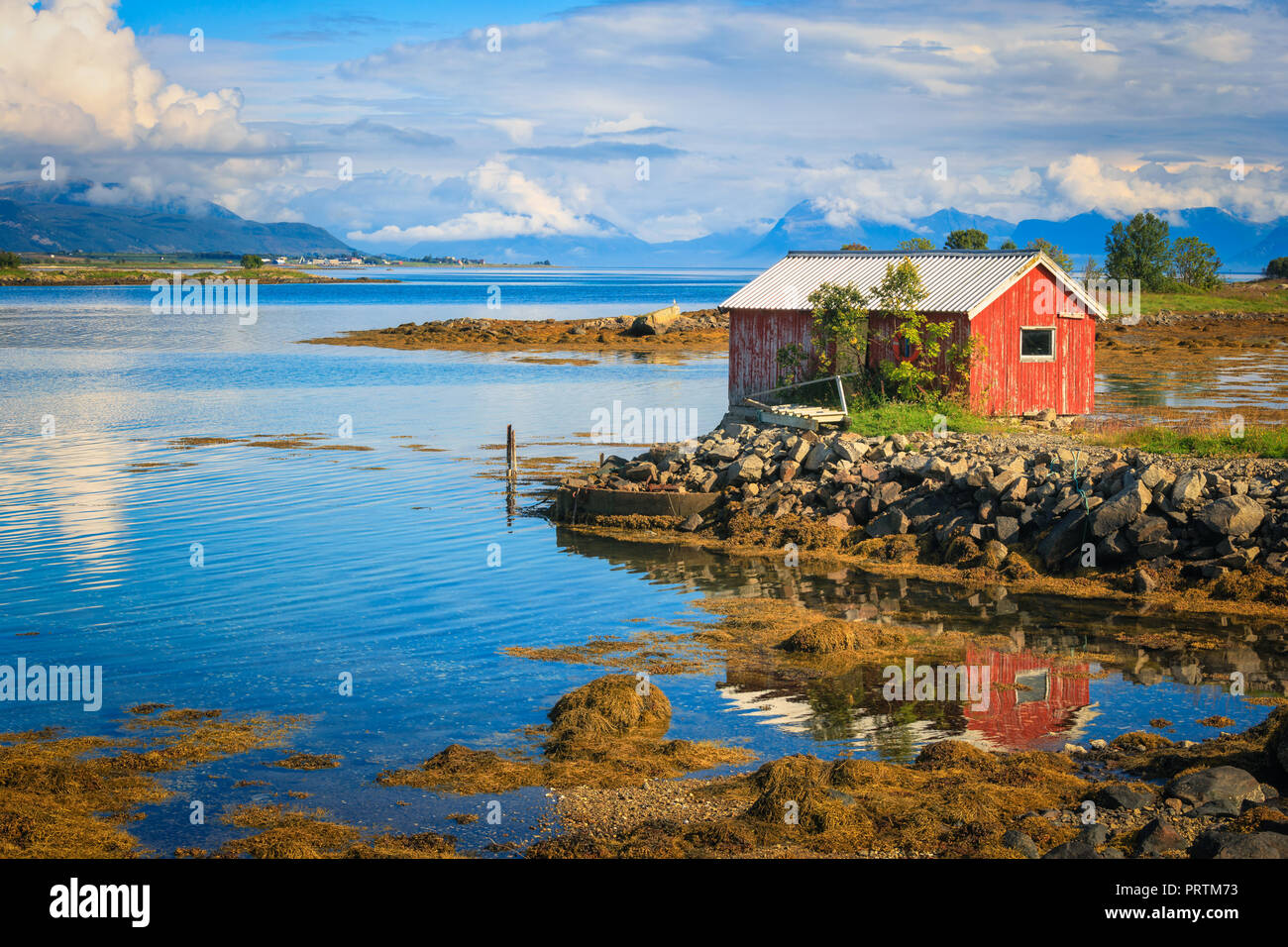 Lofoten, Norway - Stock Image