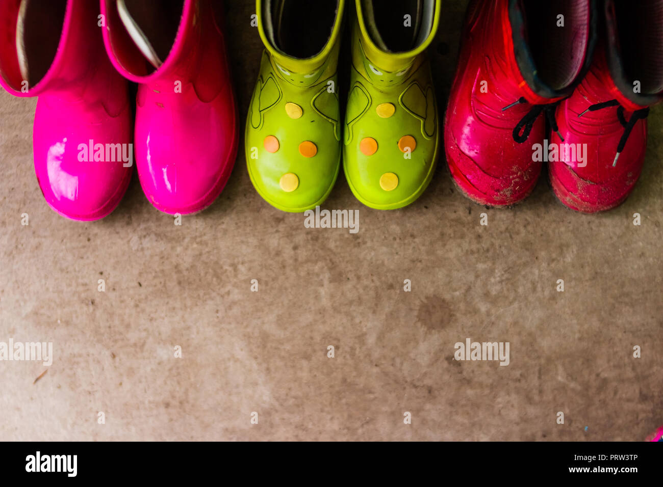 Gardening Boots Stock Photos & Gardening Boots Stock Images - Alamy