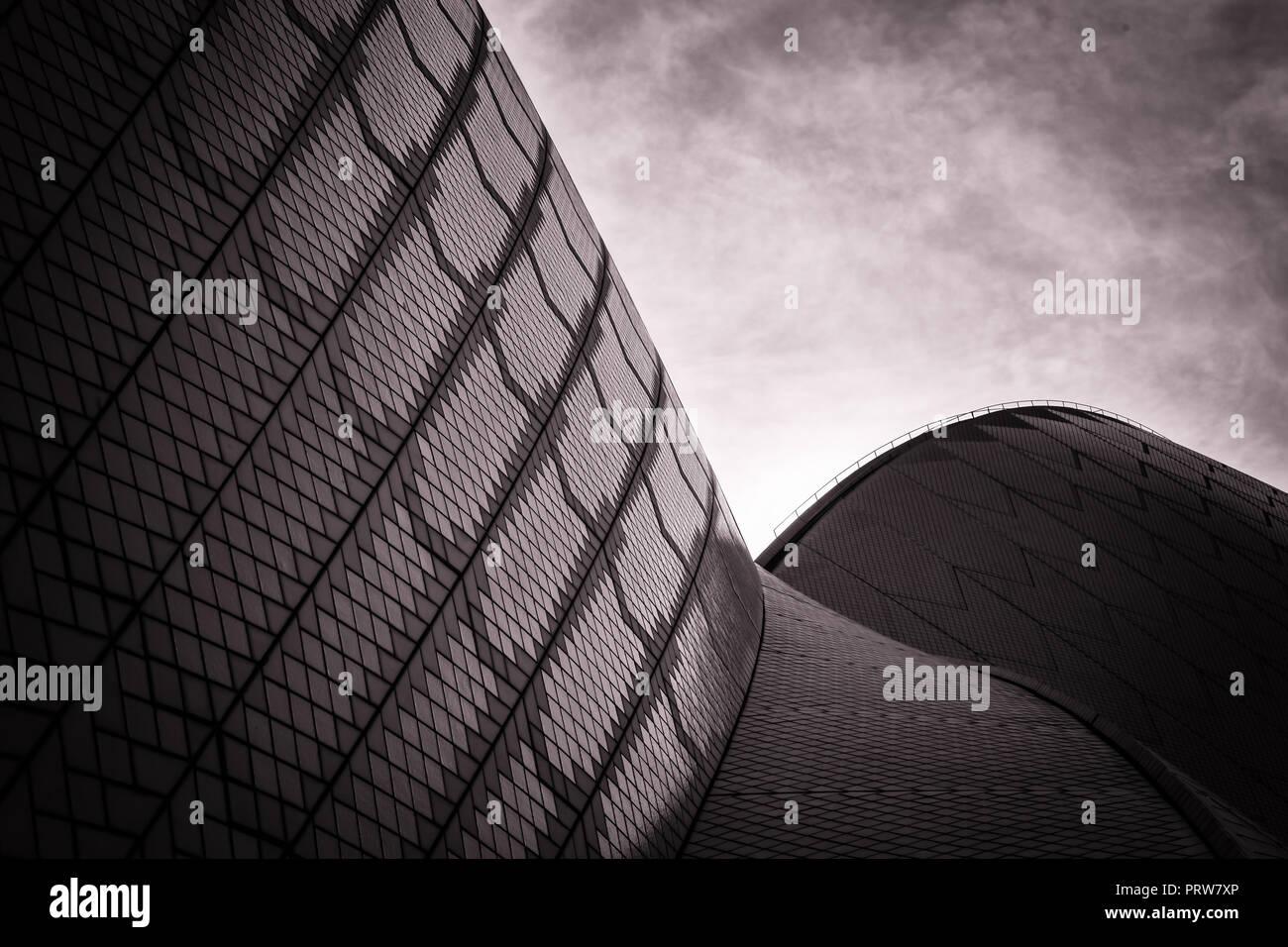 Sydney Opera House - Stock Image