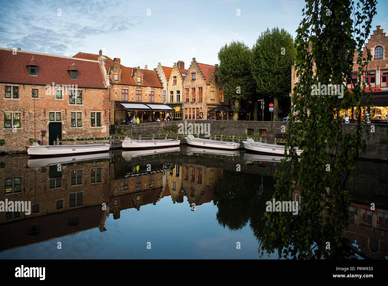 Brugge - Stock Image