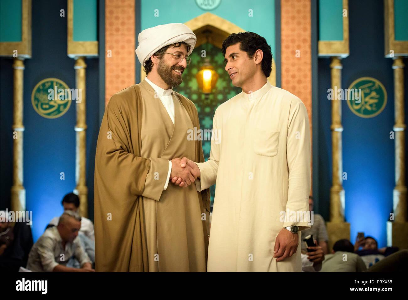 Ali S Wedding.Prod Db C Ben Timony Netflix Matchbox Pictures Dr Le Mariage D