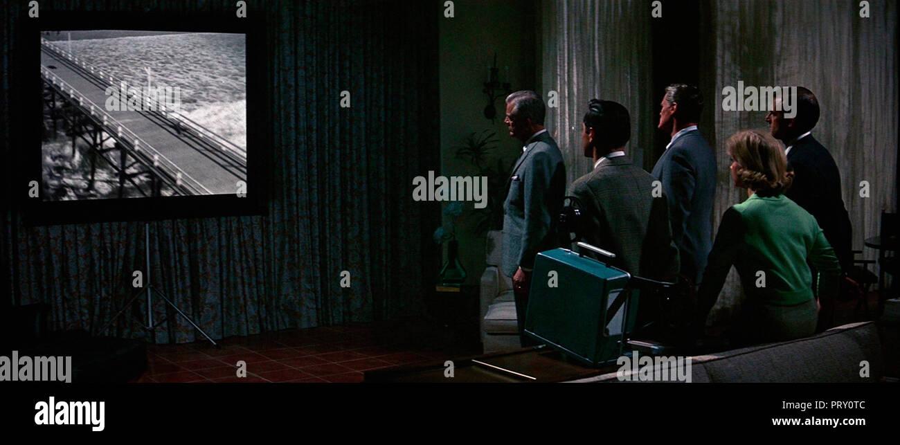 Prod DB © The Mirisch Corporation / DR STATION 3: ULTRA SECRET THE SATAN BUG  de John Sturges 1965 USA d'apres le roman de Alistair MacLean (alias Ian Stock Photo