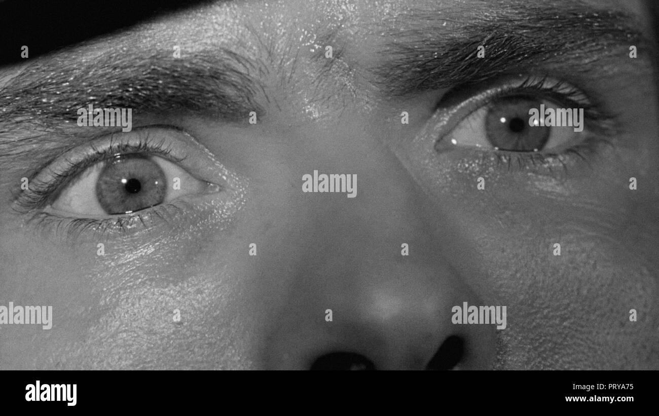 Prod DB © Metro-Goldwyn-Mayer British Studios / DR LE VILLAGE DES DAMNES VILLAGE OF THE DAMNED de Wolf Rilla 1960 GB fantastique; fantastic; science f Stock Photo