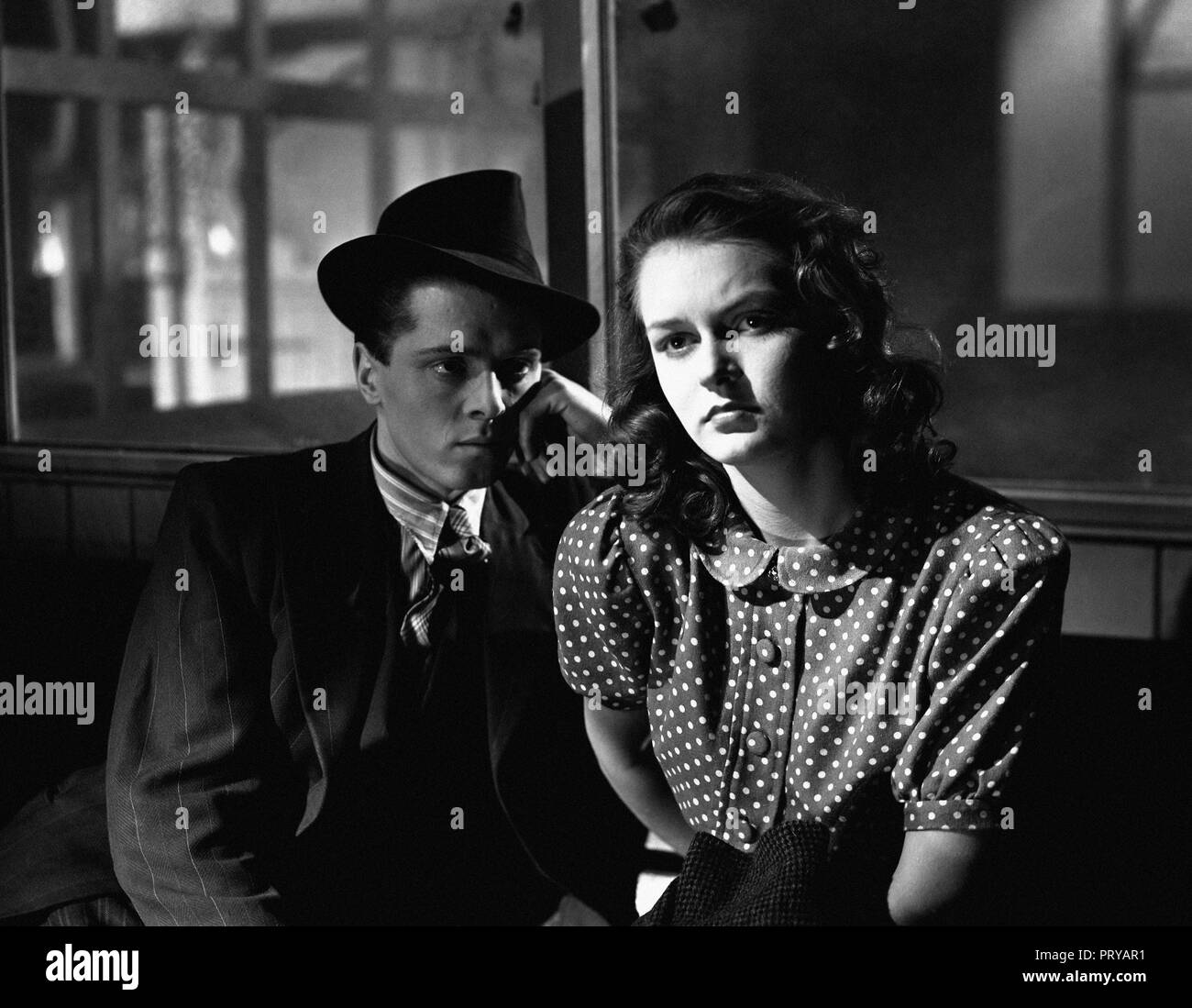 Prod DB © Pathe Pictures Ltd. - Associated British Picture Corporation - Charter Film Productions / DR LE GANG DES TUEURS BRIGHTON ROCK de John Boulti - Stock Image