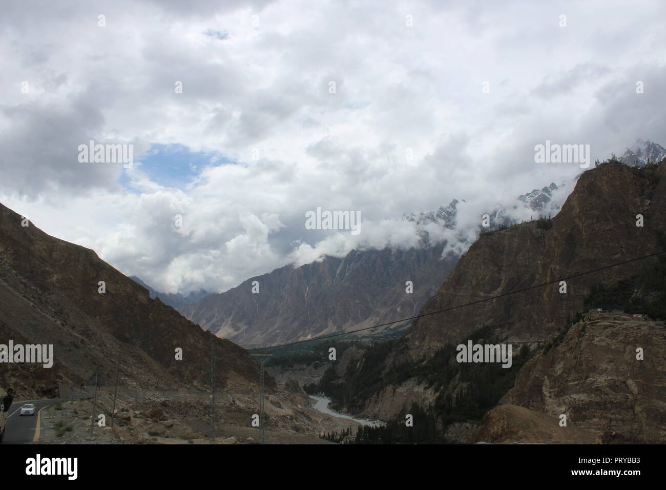 Hunza is a mountainous valley in the Gilgit-Baltistan region of Pakistan. Hunza is situated in the .... State of Hunza (former) · Hunza–Nagar District - Stock Image