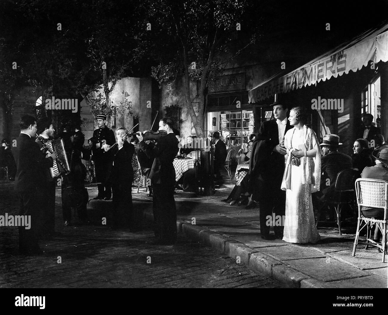 Prod DB © Universal Pictures / DR  LE SECRET MAGNIFIQUE MAGNIFICIENT OBSESSION de John Stahl 1935 USA Robert Taylor Irene Dunne. orchestre; orchestra - Stock Image