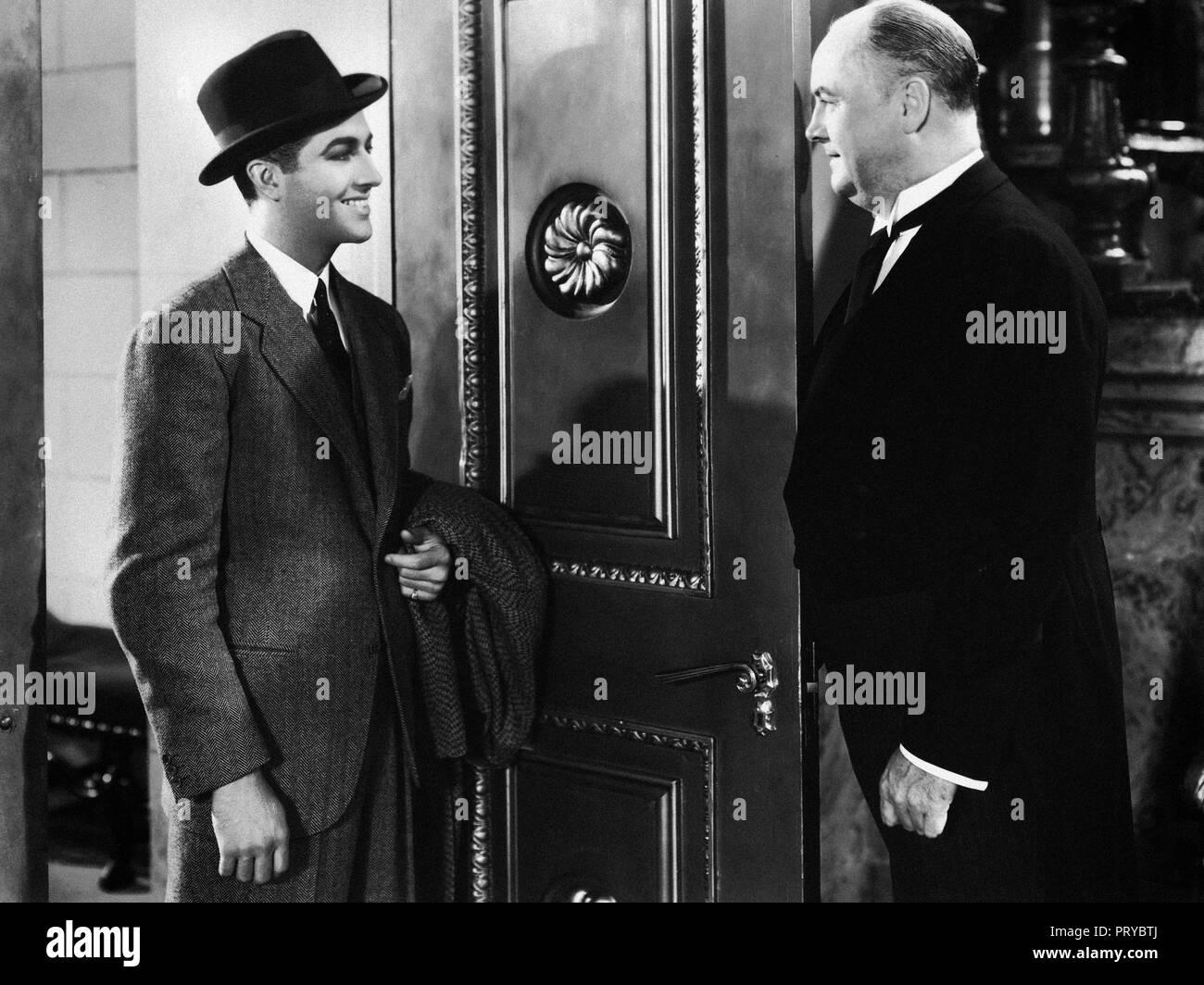 Prod DB © Universal Pictures / DR   LE SECRET MAGNIFIQUE MAGNIFICIENT OBSESSION de John Stahl 1935 USA  Robert Taylor Sidney Bracey. domestique; maitr - Stock Image