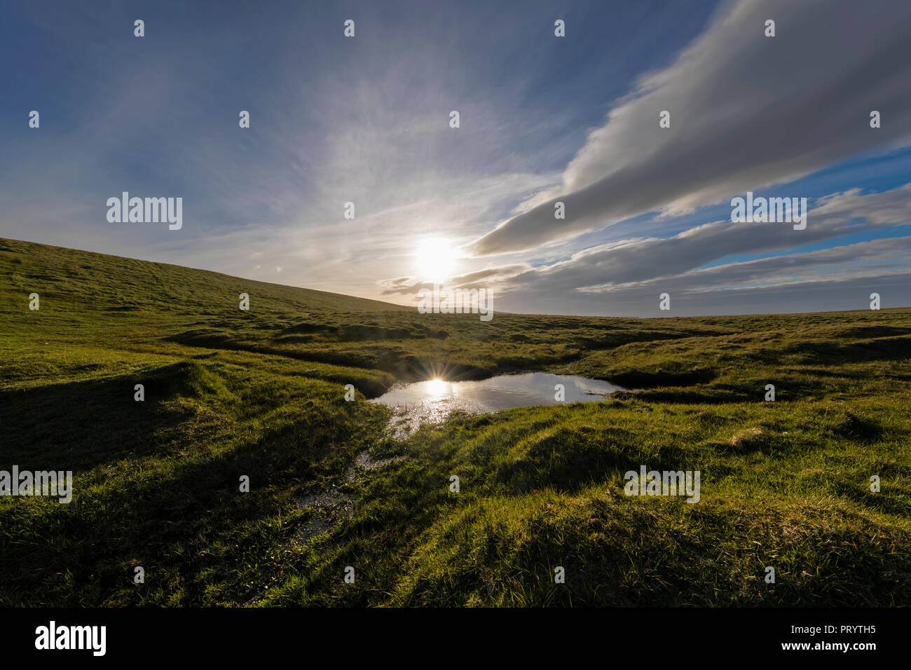 UK, Scotland, Caithness, Duncansby Head - Stock Image