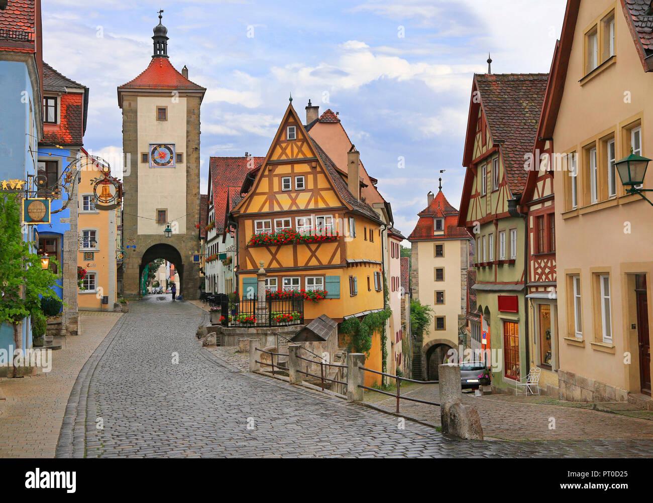 Ob tauber rothenburg der Rothenburg on