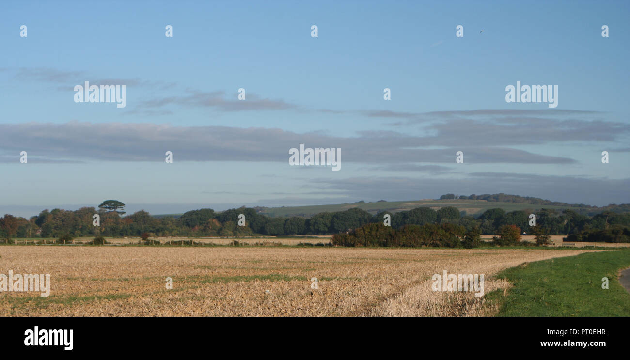 Goring Gap - Stock Image