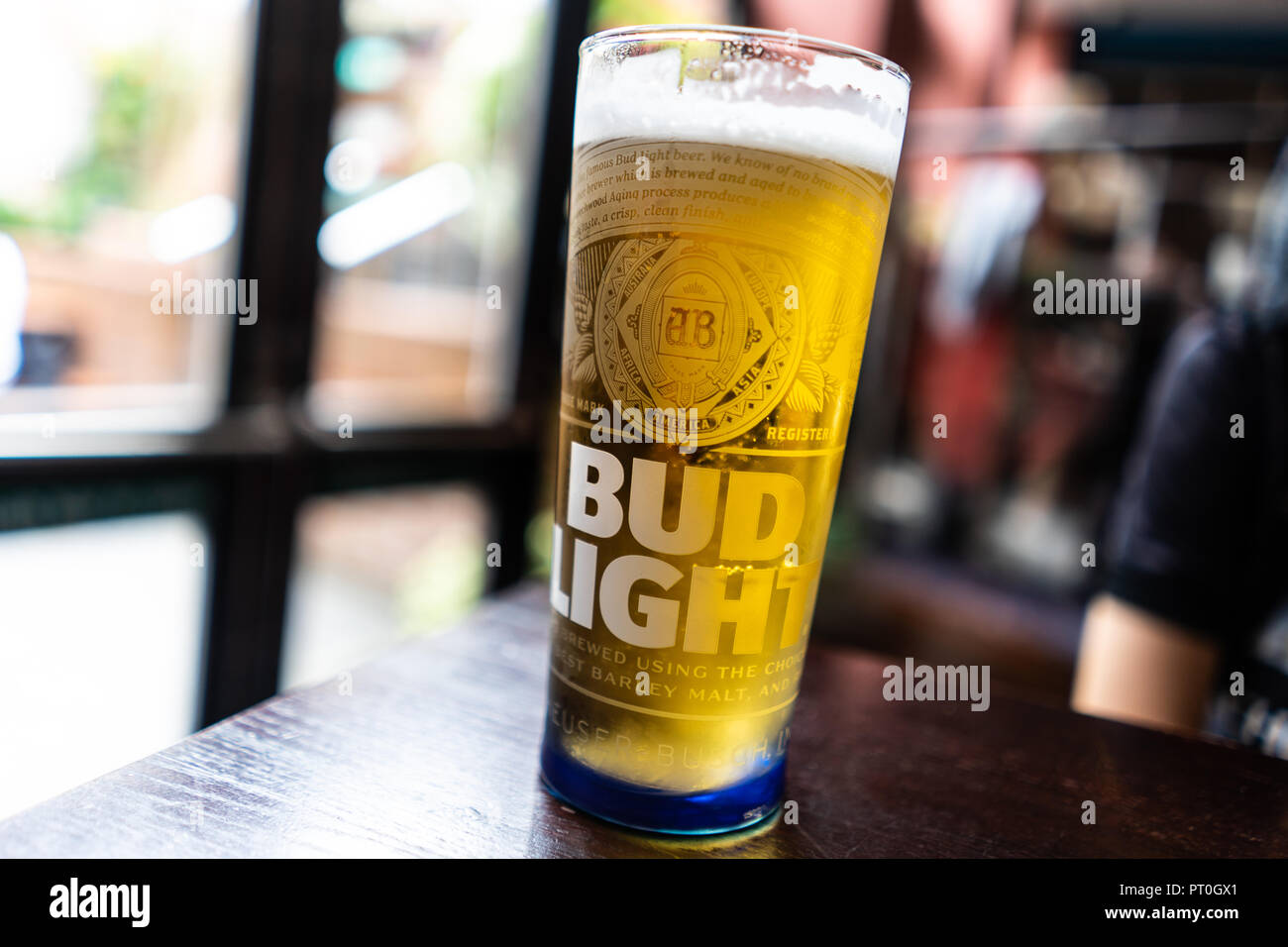 Bud Light Beer Stock Photos Amp Bud Light Beer Stock Images