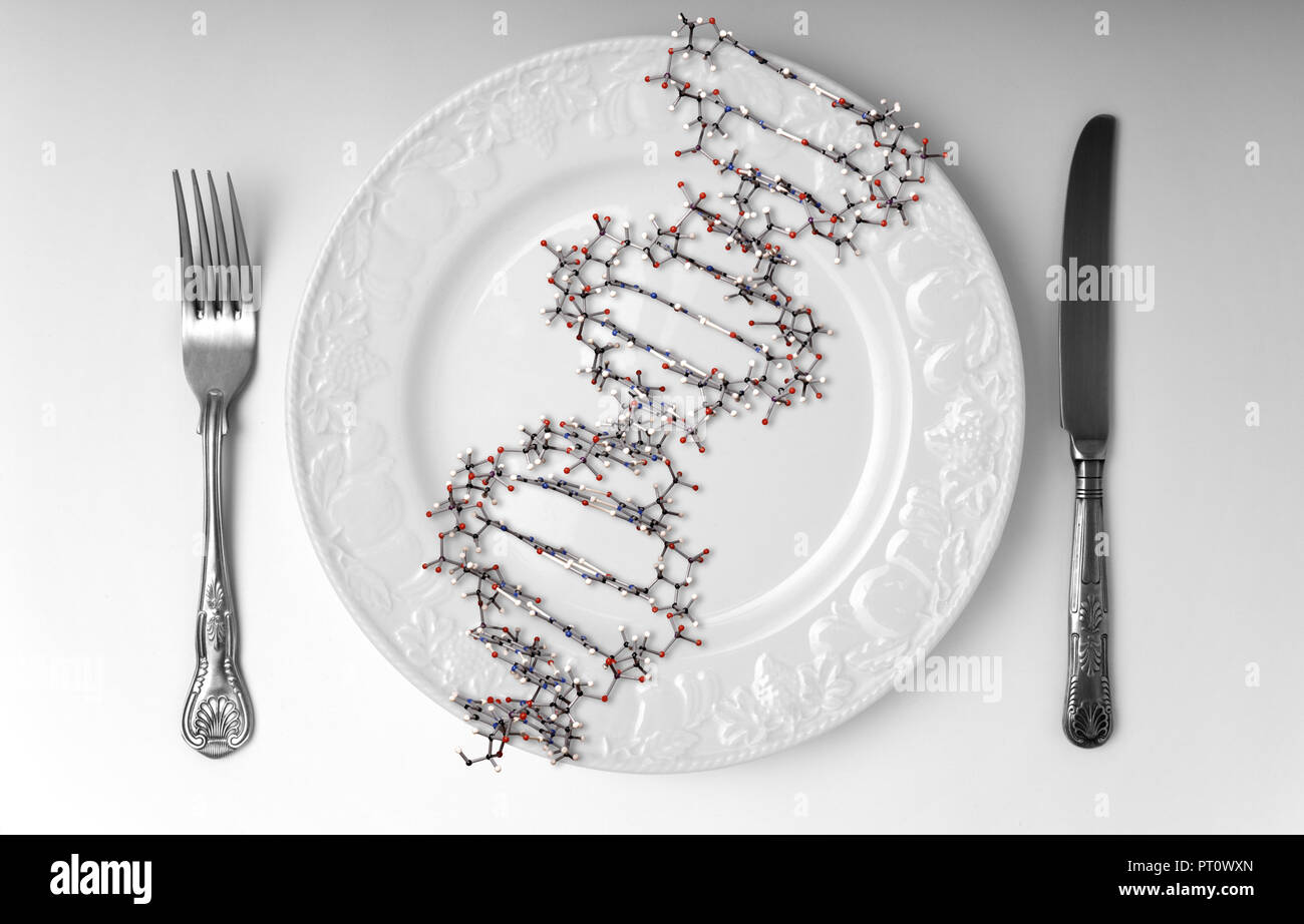 DNA - Stock Image