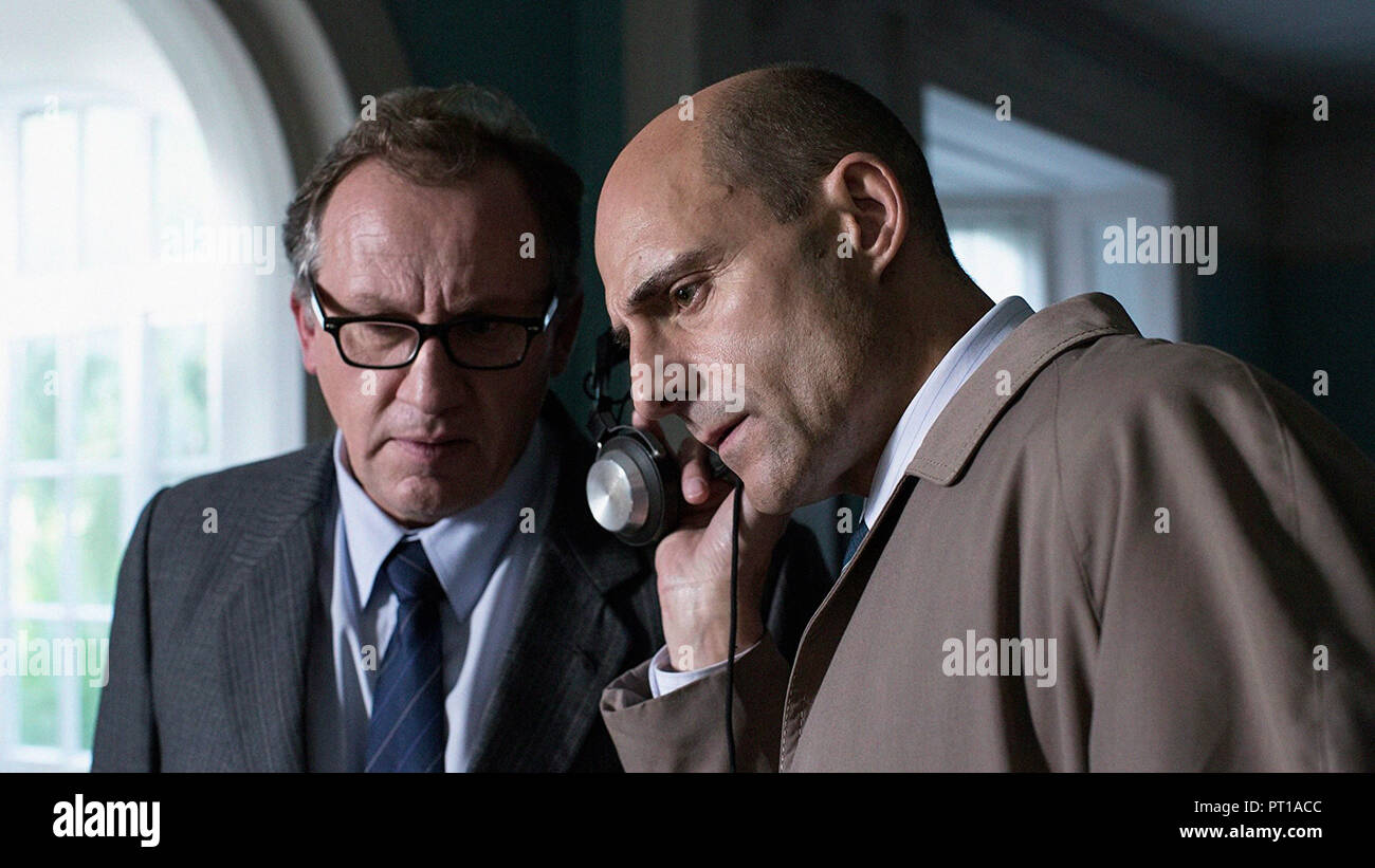 Prod DB © General Film Corporation / DR 6 DAYS SIX DAYS de Toa Fraser 2017 GB/NZ Andrew Grainger Mark Strong. terrorisme; terrorism; histoire vraie; t - Stock Image