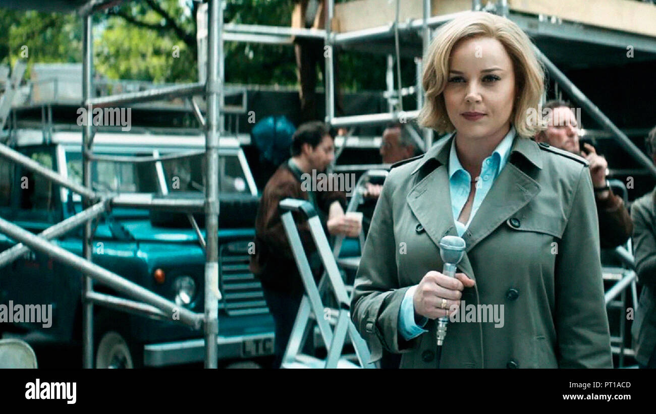 Prod DB © General Film Corporation / DR 6 DAYS SIX DAYS de Toa Fraser 2017 GB/NZ Abbie Cornish. terrorisme; terrorism; histoire vraie; true story; 198 - Stock Image