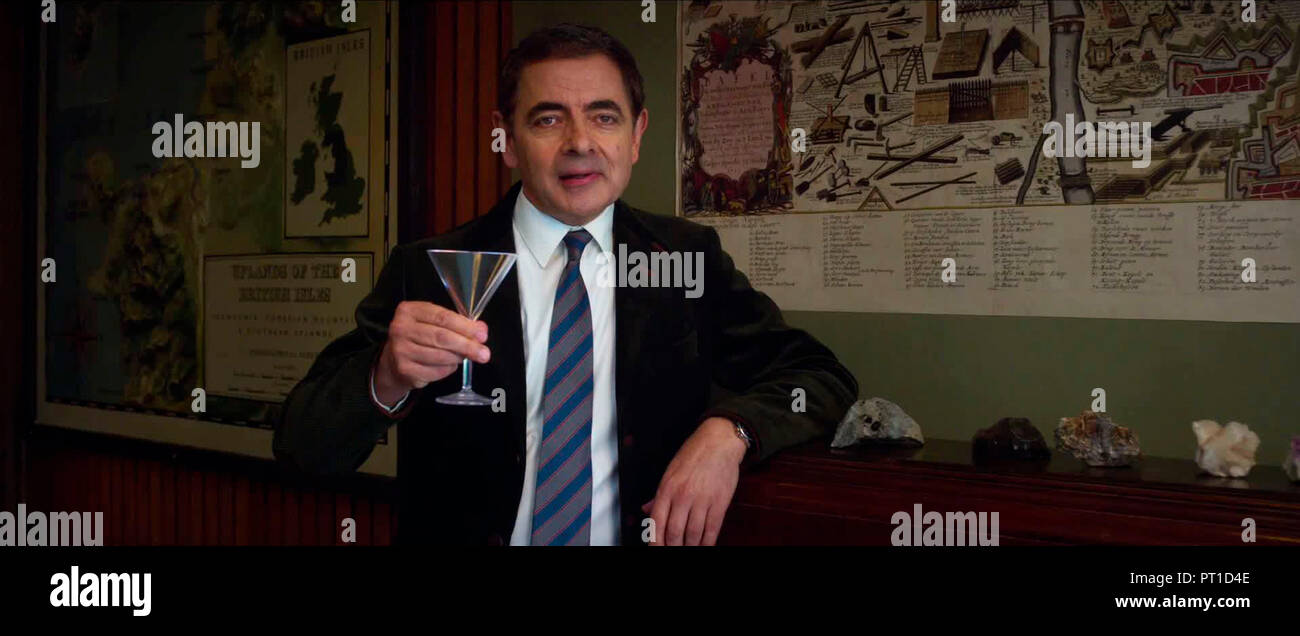 Prod DB © Universal Pictures - Perfect World Pictures - Studio Canal - Working Title Films / DR JOHNNY ENGLISH CONTRE-ATTAQUE JOHNNY ENGLISH STRIKES A - Stock Image