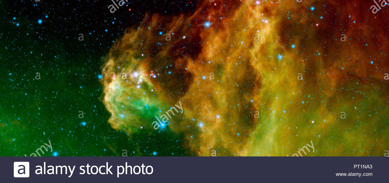 astrological image - Stock Image