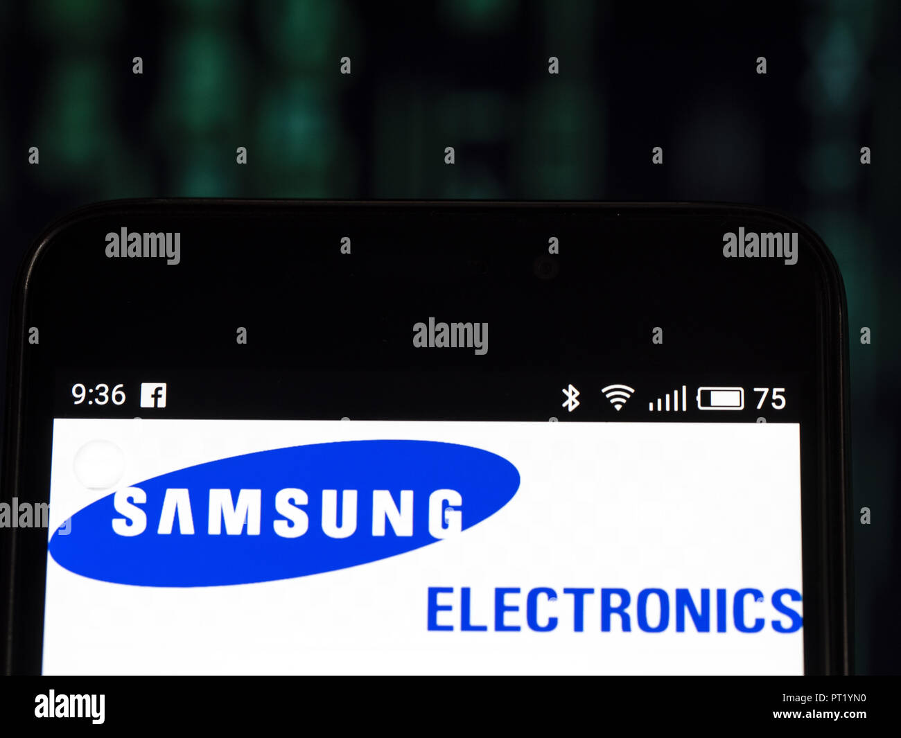 Samsung Town Stock Photos & Samsung Town Stock Images - Alamy