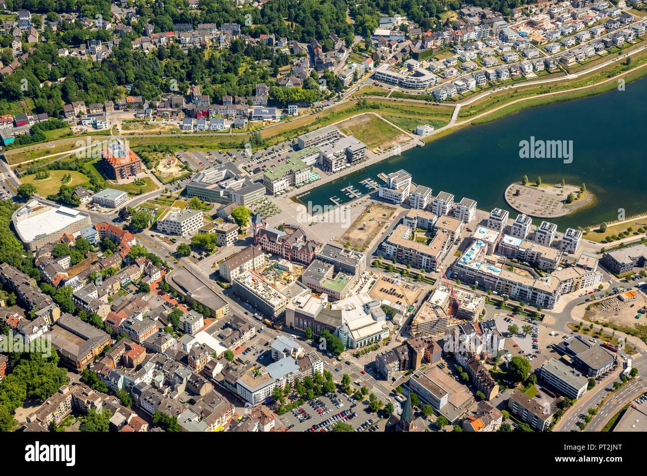 Dortmund, Ruhr area, North Rhine-Westphalia, Germany - Stock Image