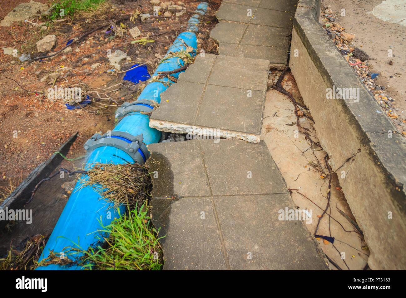 Pvc Pipe Plumbing System Stock Photos Amp Pvc Pipe Plumbing