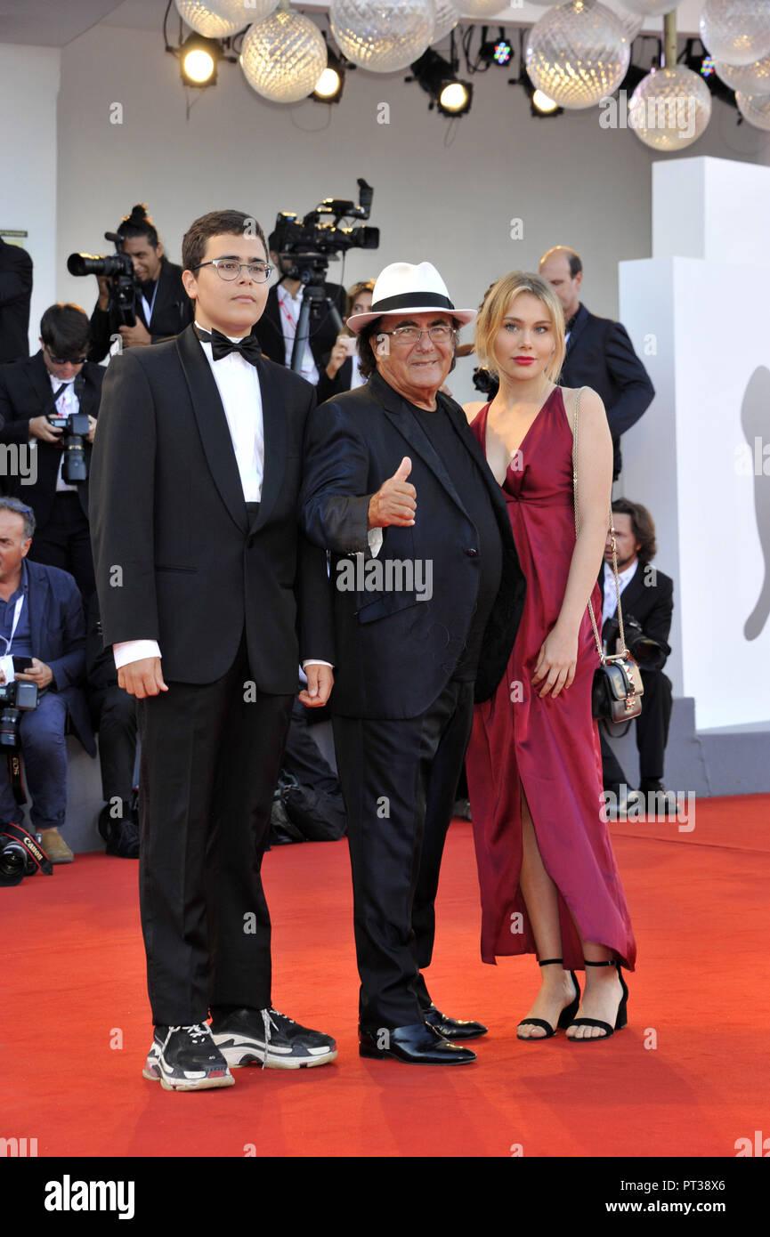 75th Venice International Film Festival Vox Lux Premiere