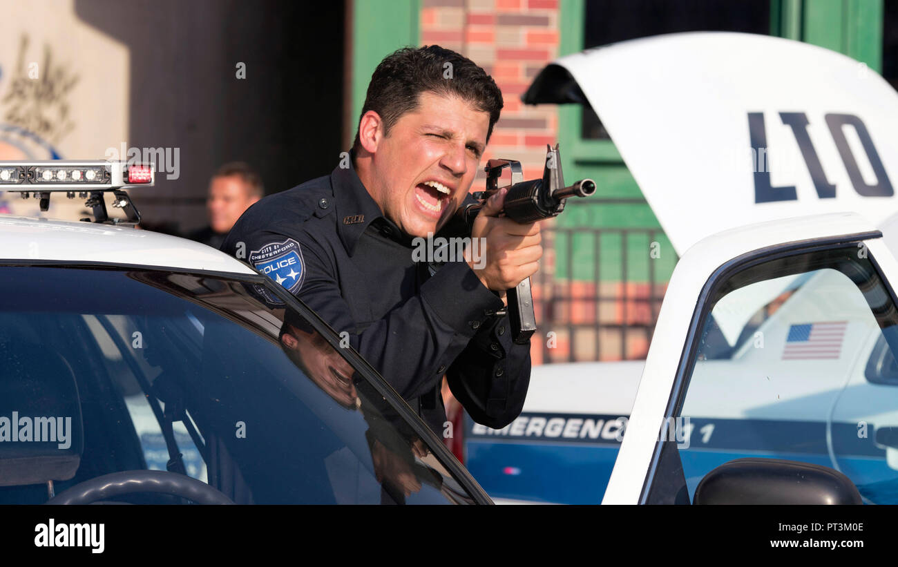 Prod DB © Elena Nenkova - Millennium Films - 211 Productions - Nu Image Bulgaria / DR 211 de York Alec Shackleton 2018 USA action; policier; police of Stock Photo