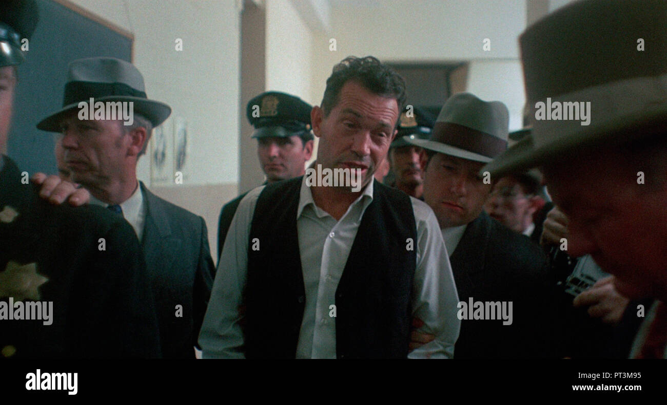 Prod DB © American International Pictures / DR DILLINGER de John Milius 1973 USA Warren Oates. biographie; biopic; 1930's; John Dillinger; gangster - Stock Image