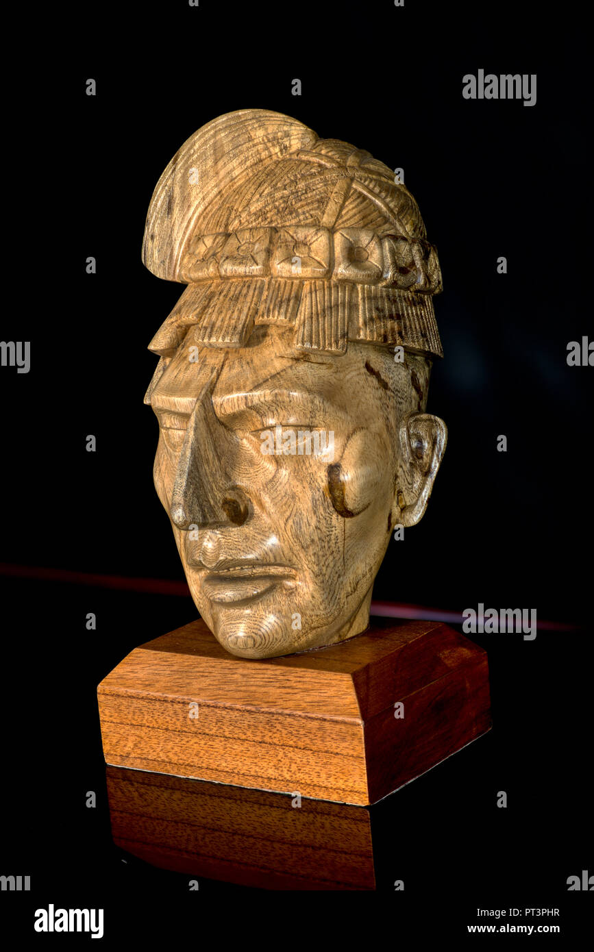 Pakal the Great - Stock Image