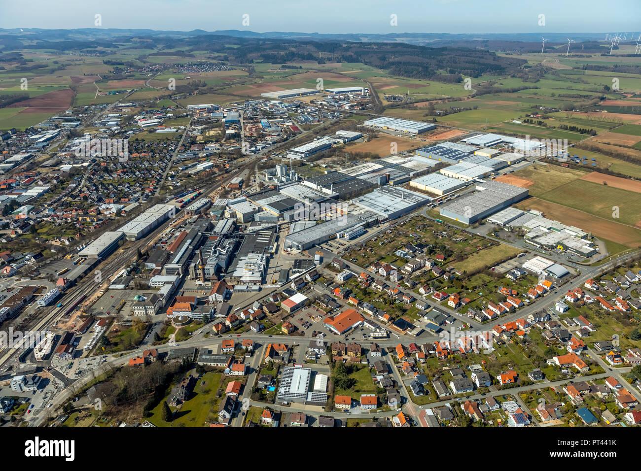 Continental Reifen Deutschland GmbH Korbach plant, Waldeck