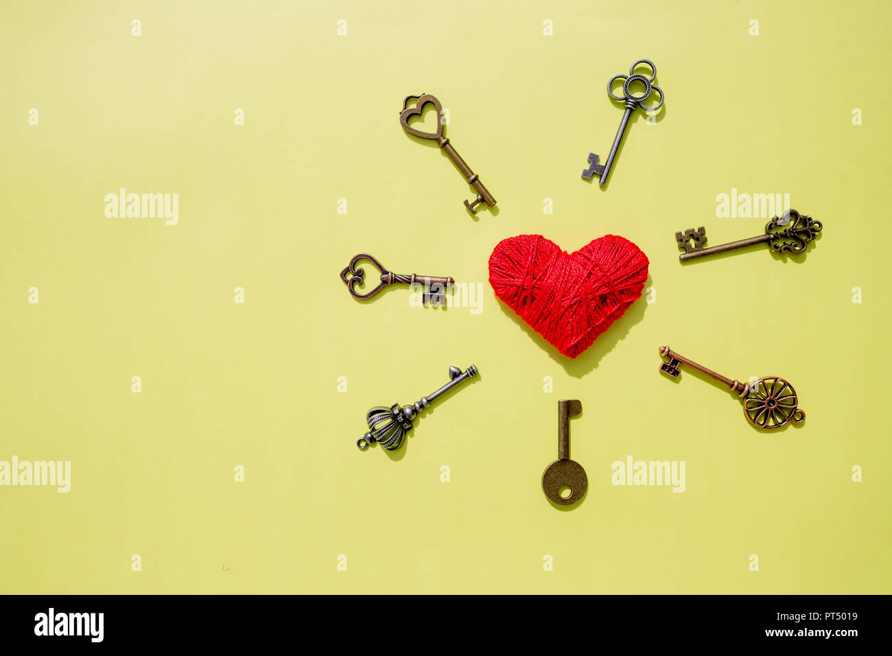 Dating padlocks